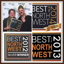 Stampadoodle wins Best of the Northwest again